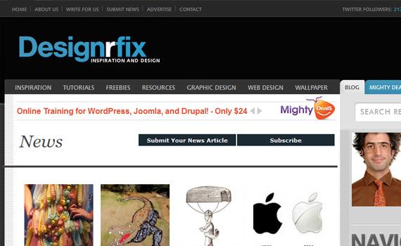 Designrfix-websites-promote-articles-social