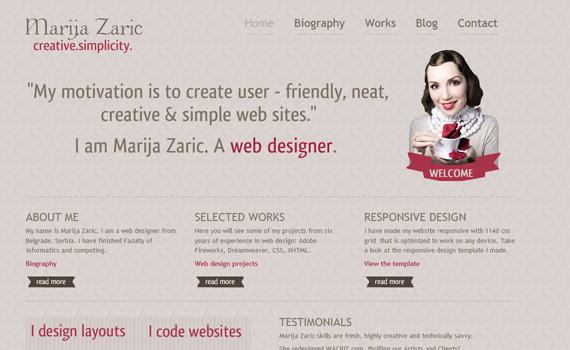 Marijazaric-responsive-web-design-showcase