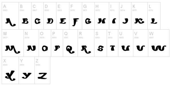 Free-Font-119