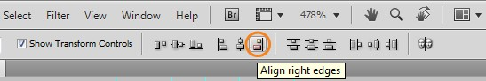 align-right