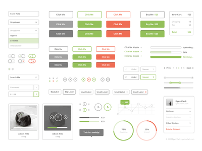 flat-ui-kits-and-forms-flatstroke