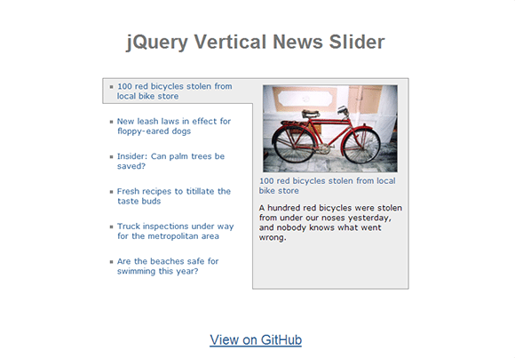 Vertical-News-Slider