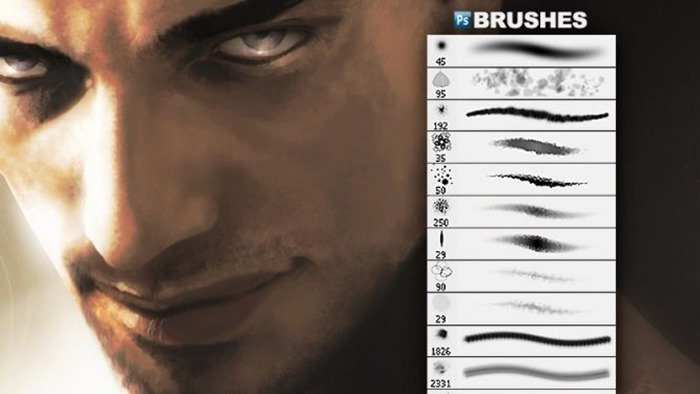 Scar Face Brushes
