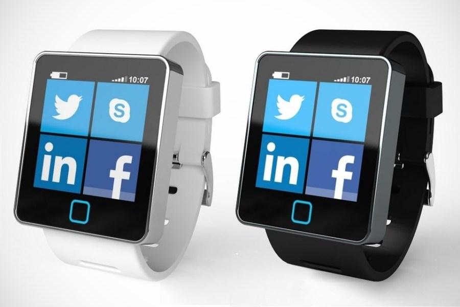 social-network-smart-watch
