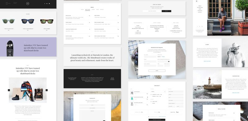 Monobrand UI Kit