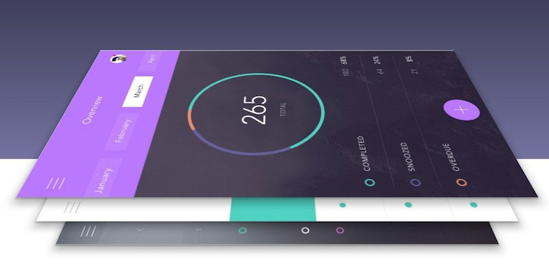 Most Versatile To Do App UI Kit