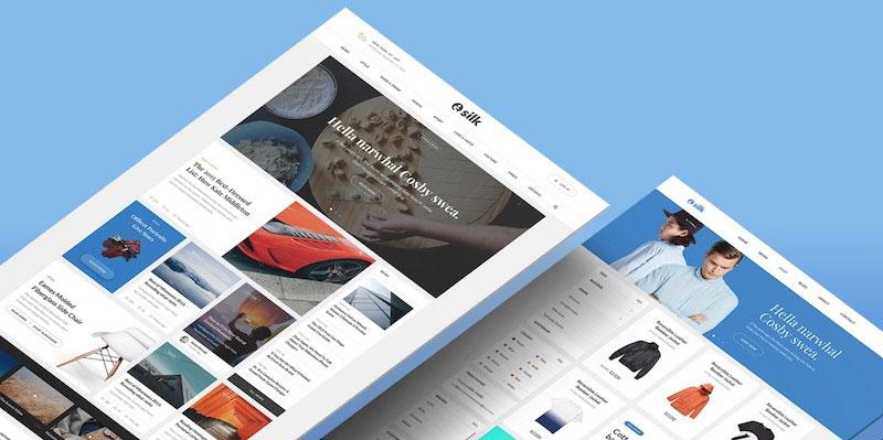 Silk User Interface Kit