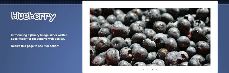 Blueberry-jQuery-image-slider