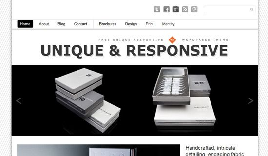 Architectural thesis manual LaTeX Templates Grind  a responsive Genesis and Thesis theme for business sites  It is easy  to customize and has tools and templates to make your life as a marketer  easier