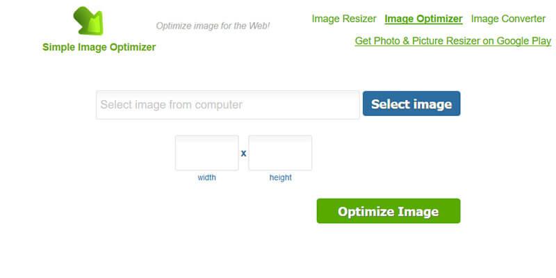 Simple Image Optimizer