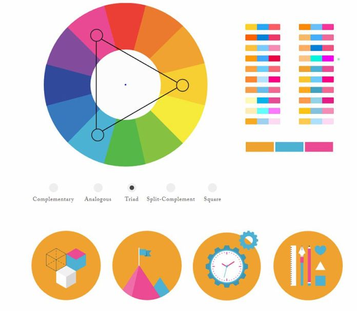 color supply webapp