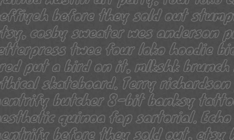 Enhance Your Look with These Free Hand-Lettered Brush Fonts