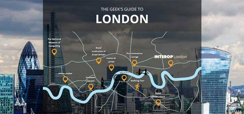 The Geek's Guide to London