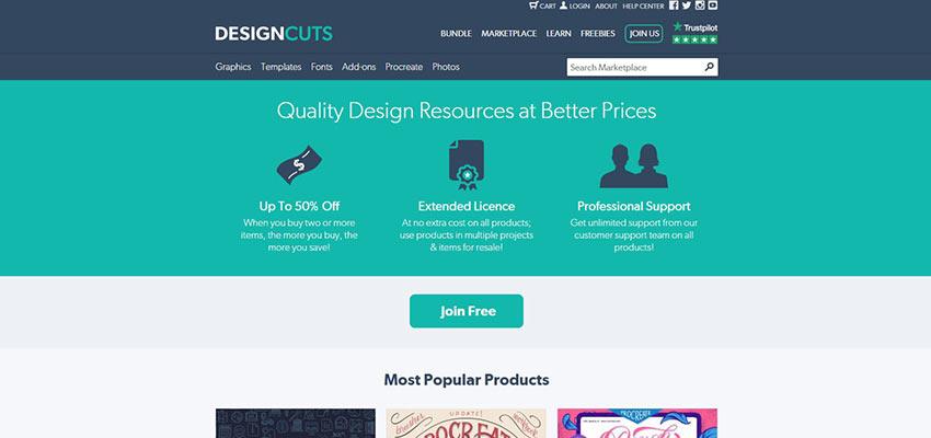 Screen from DesignCuts