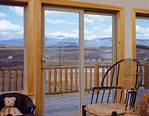 milgard tuscany sliding glass door