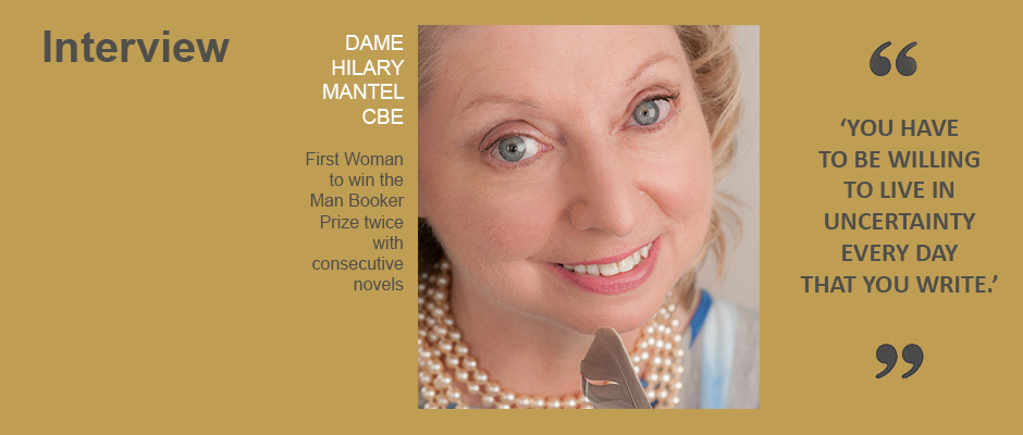 Hilary Mantel Interview FW