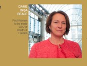 Dame Inga Beale Interview