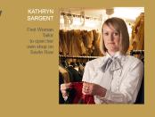 K Sargent Interview