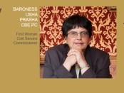 Interview Baroness Prasha