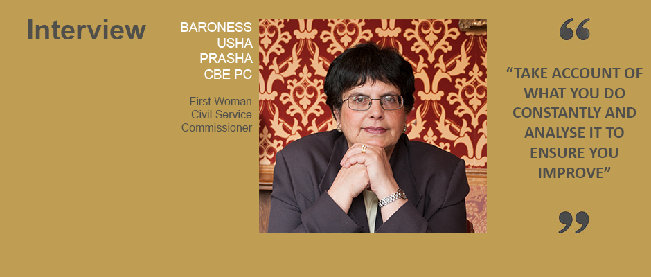 Interview Baroness Prasha