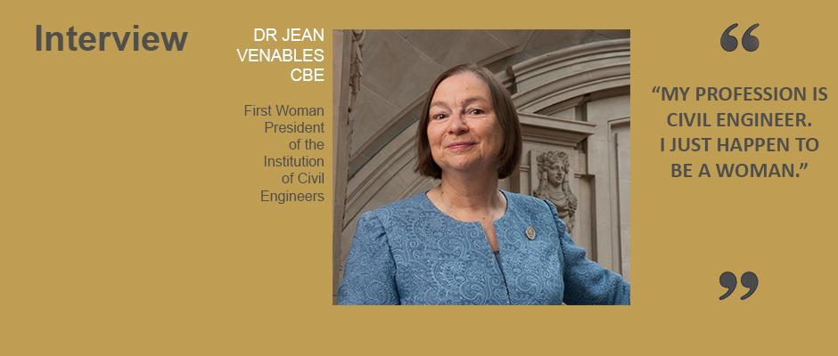 Interview Dr Jean Venables
