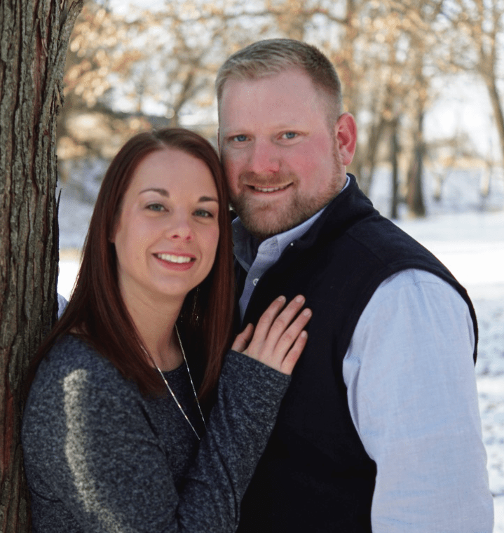 Lifetime Adoptive Parents Chad and Heather