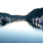 Gorge Harbor - Desolation Sound, British Columbia, Canada