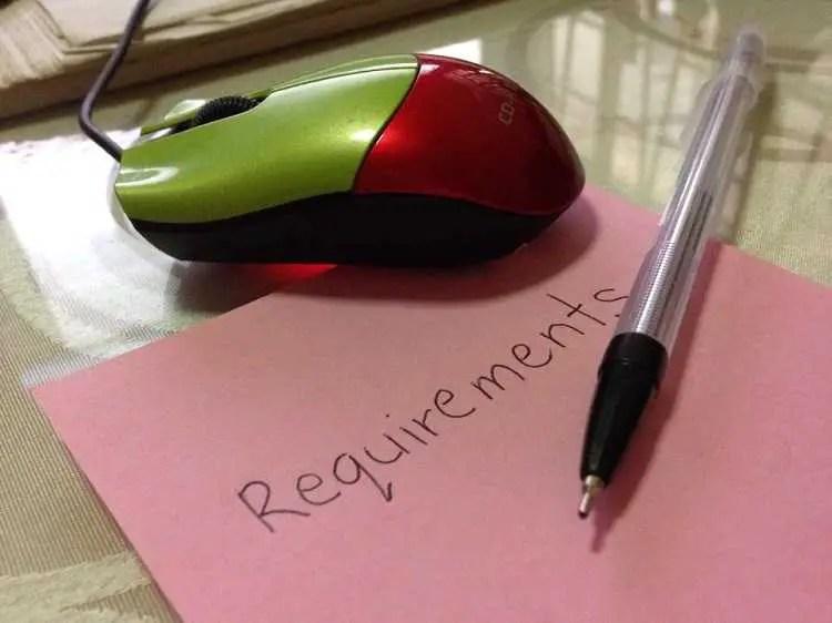 civil service exam requirements