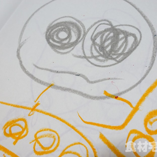 JORMAクレヨン Review-05
