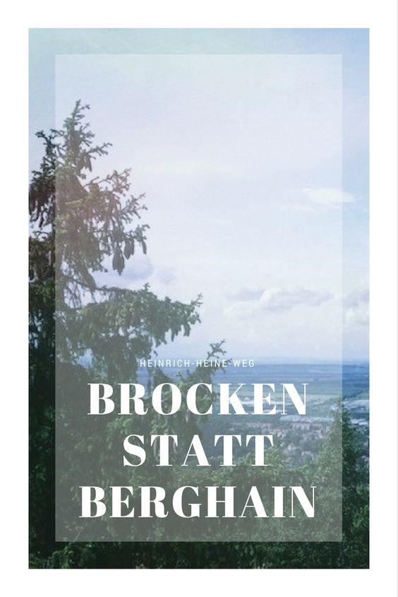 Brockenwanderung Harz