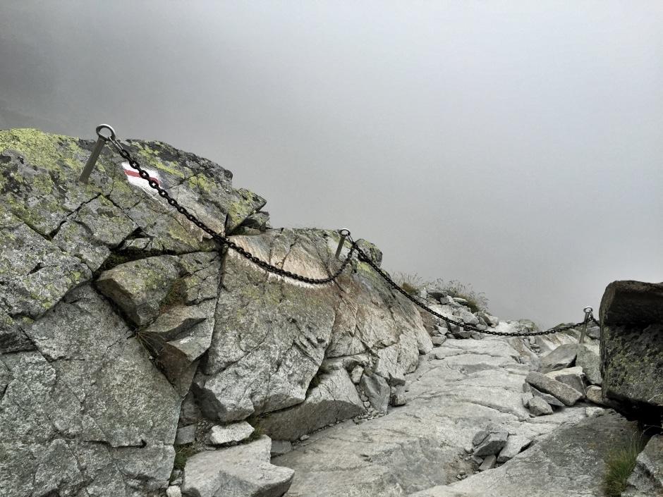 Rysy Wanderung Hohe Tatra