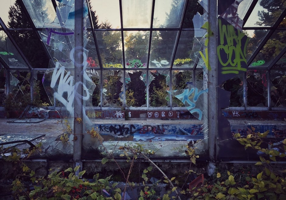 Blub Berlin Abandoned Places