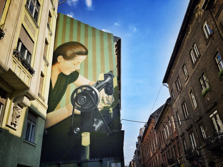 Streetart Budapest
