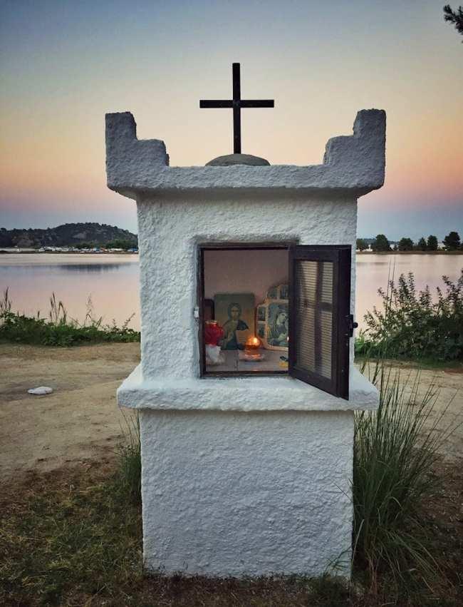 Fteroti Kapelle