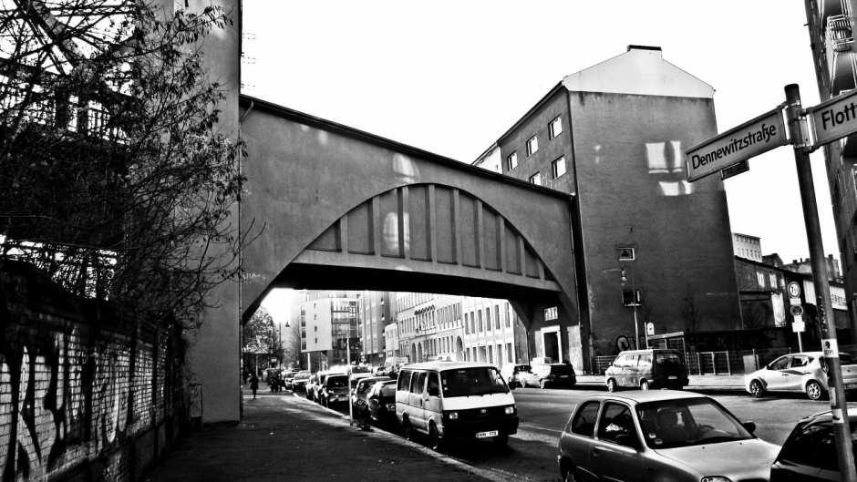 Berlin Urbane Mobilität Gleisdreieck
