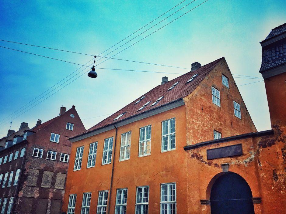 Kopenhagen Straßenlaternen Christianshavn