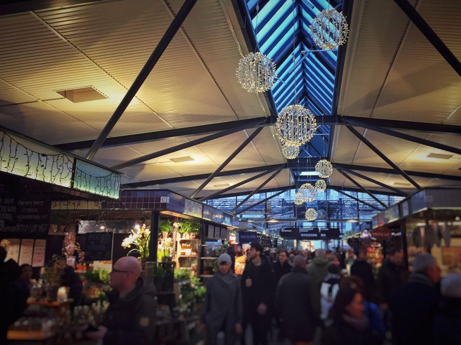 Kopenhagen Torvehallerne Markt