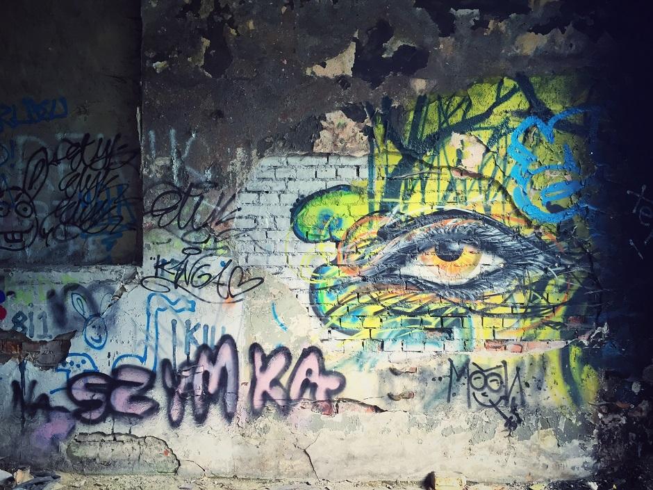 Krakau Street Art
