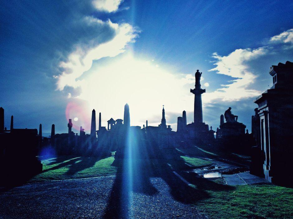 Glasgow Friedhof Necropolis