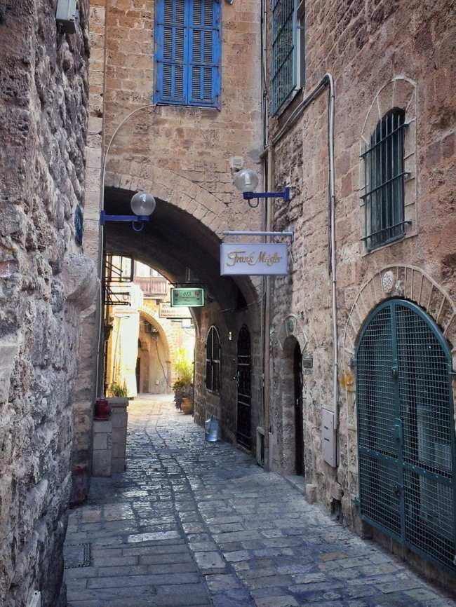 Jaffa Gasse Tel Aviv