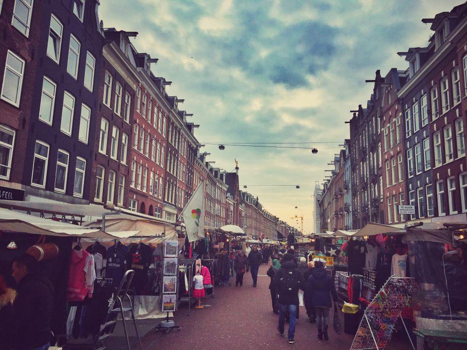 Amsterdam_Albert Cuyp Markt_Stände_1 THING TO DO
