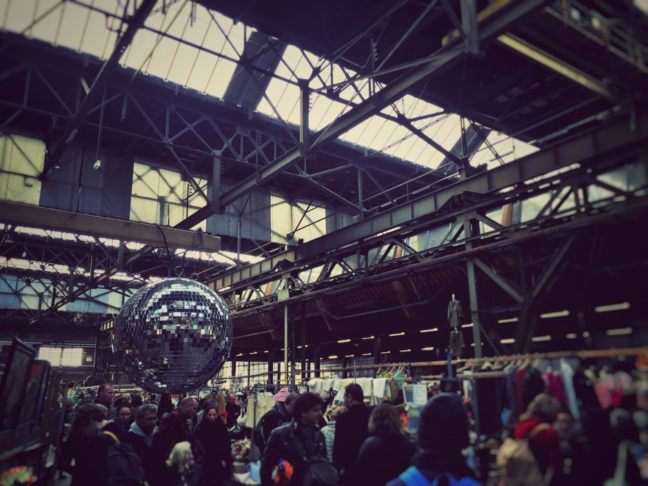 Amsterdam_NDSM Flohmarkt_1 THING TO DO