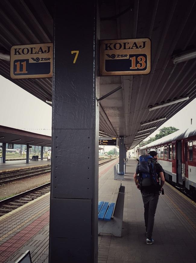 Bahnhof Kosice