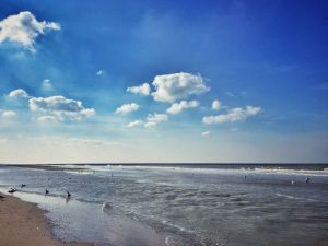 Zandvoort im Winter