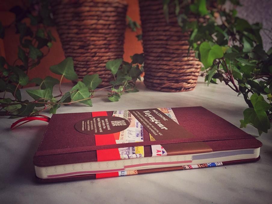 Eigentlich immer eine gute Wahl: Moleskine. Die Italiener haben sogar eigens ein Notizbuch für die Reise kreiert.