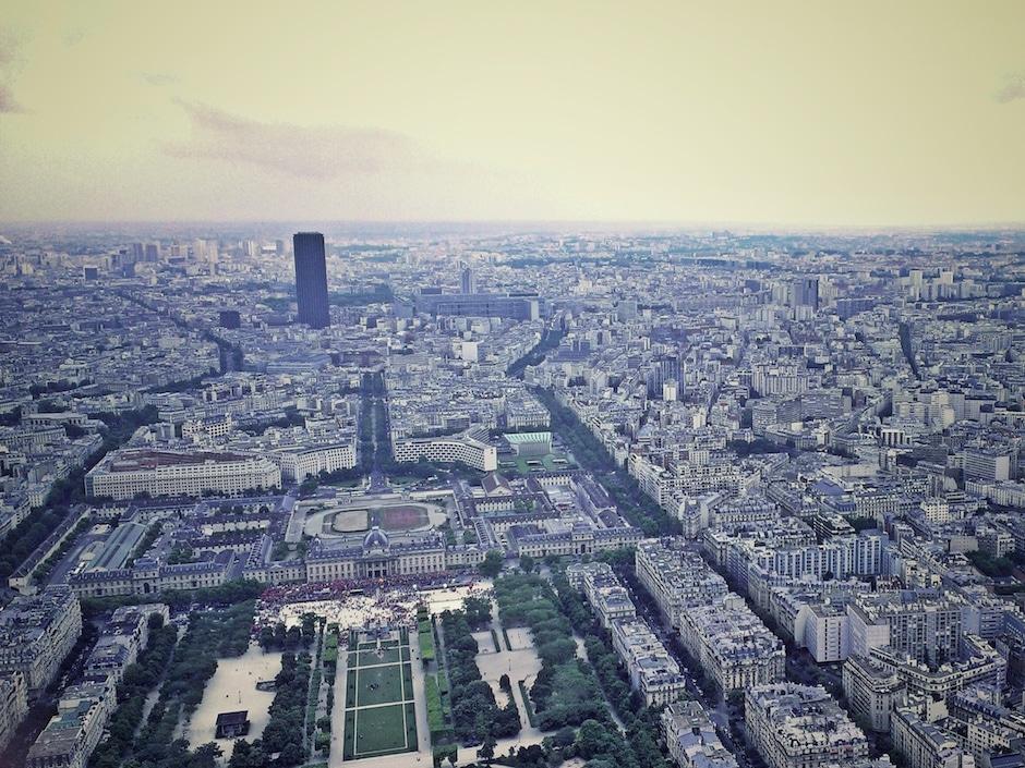 Paris Stadtrundgang