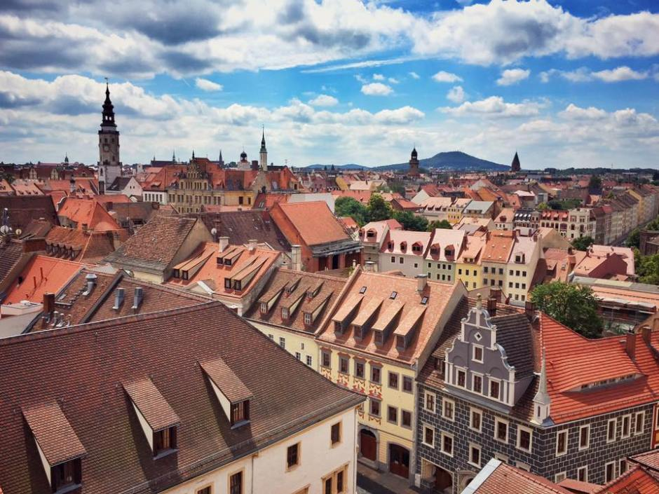 Reise durch Ostdeutschland