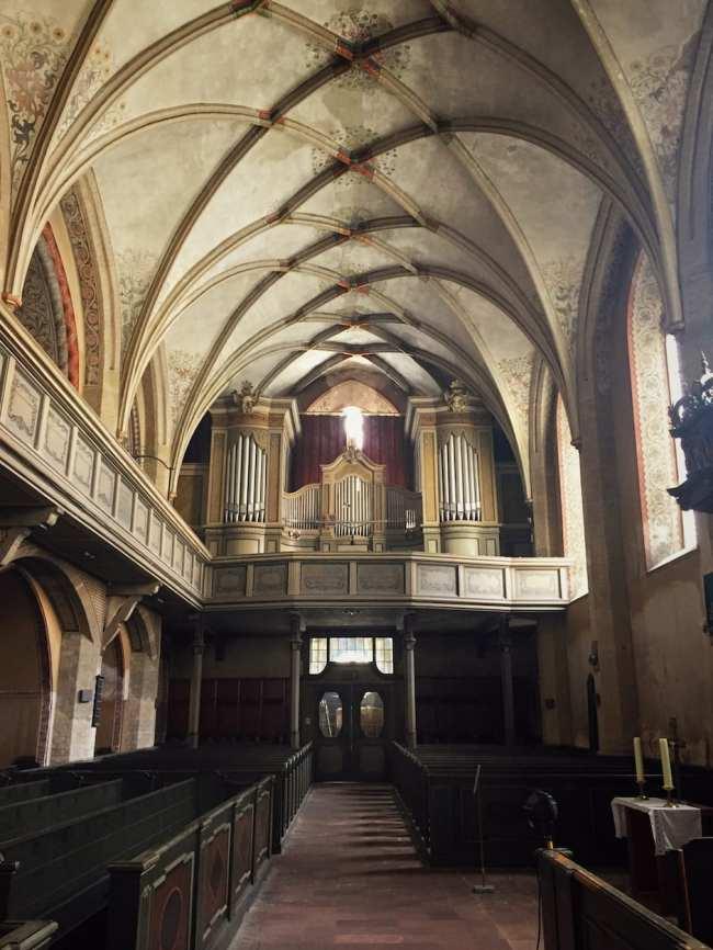 Goerlitz_Dreifaltigkeitskirche_Hauptschiff_1 THING TO DO