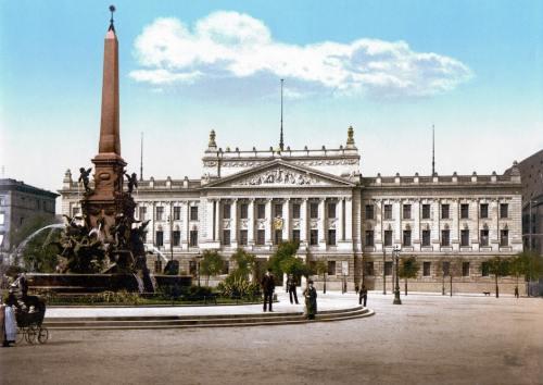 Universitaet_Mendebrunnen_Leipzig_1900