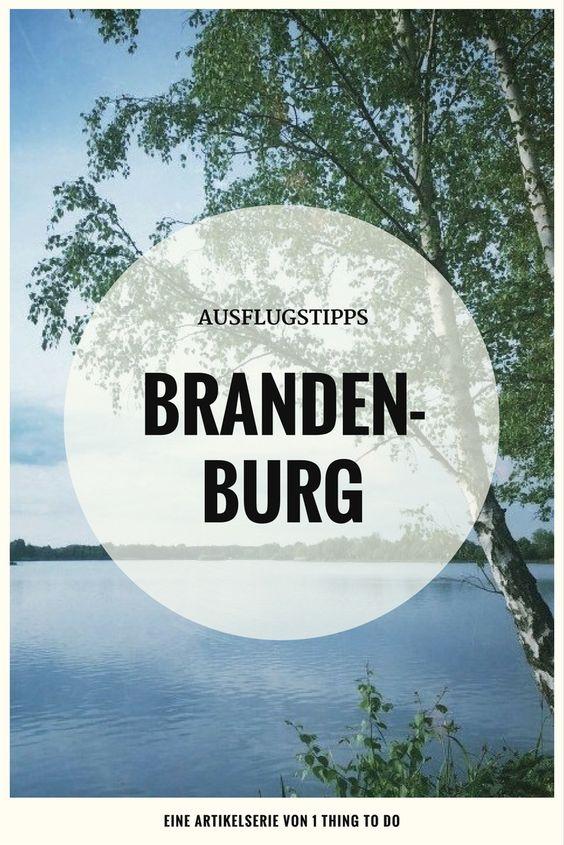 Ausflugsziele Brandenburg